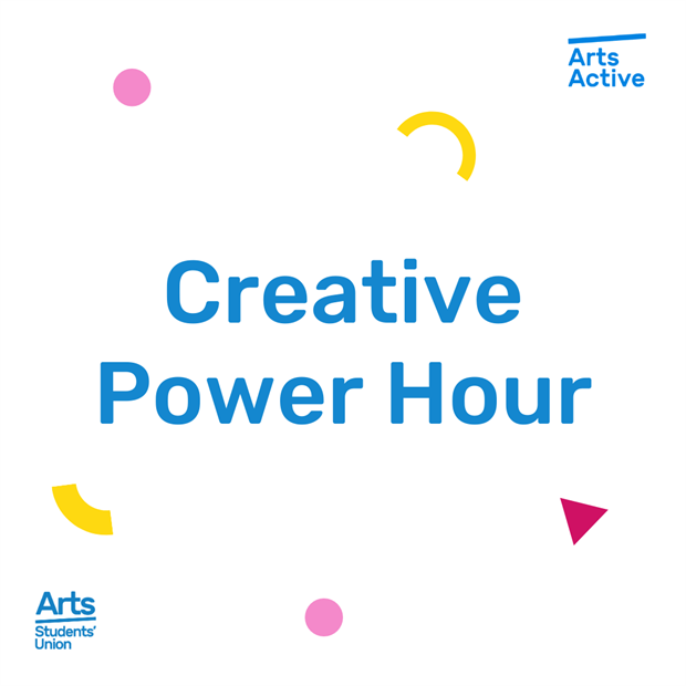 Arts Active: Creative Power Hour