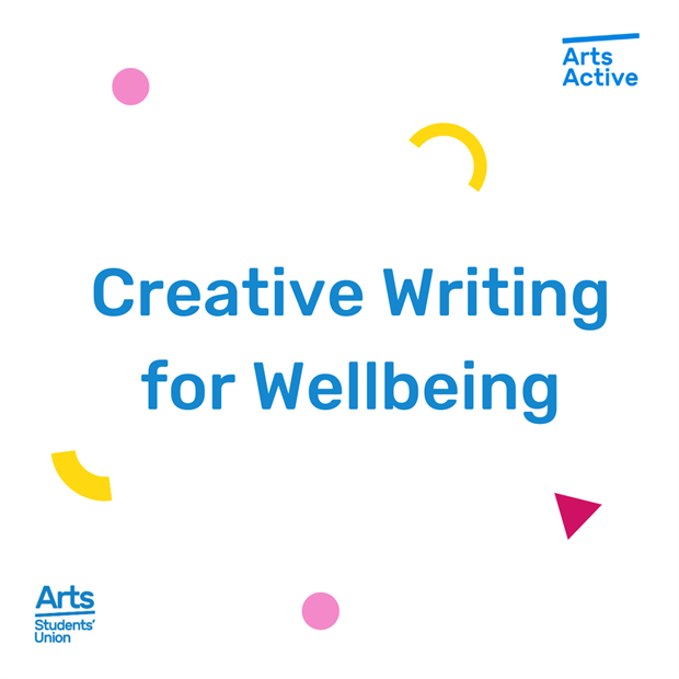 Arts Active: Creative Writing for Wellbeing