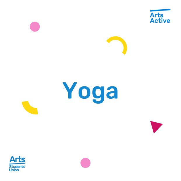 Arts Active: Yoga