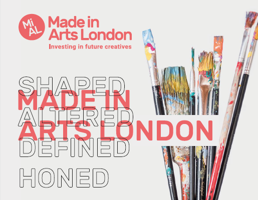 Your Art - at Made in Arts London